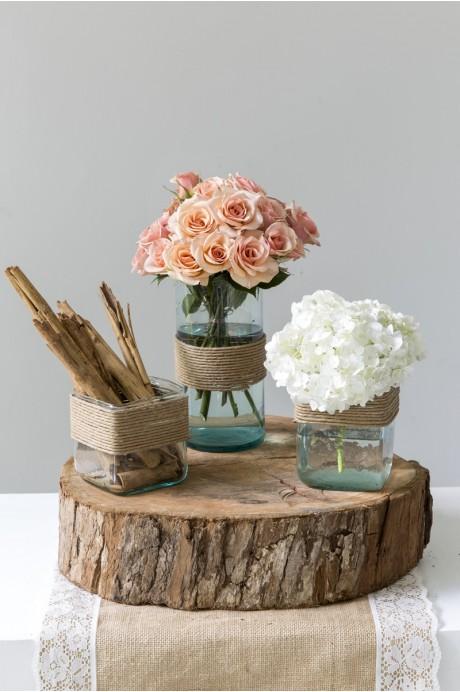 Corteza de pino trio cristal 2 florister a racha - Corteza de pino ...