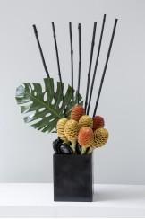 Cubo Empresarial Zen Maracas y Bambu